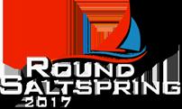 Round Saltspring 2017 logo
