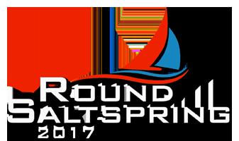 Round Salt Spring 2017 logo